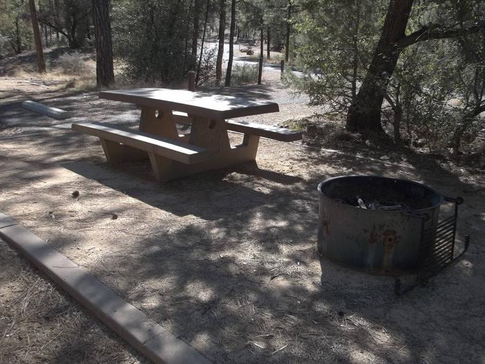Hilltop Campground Campsite 34