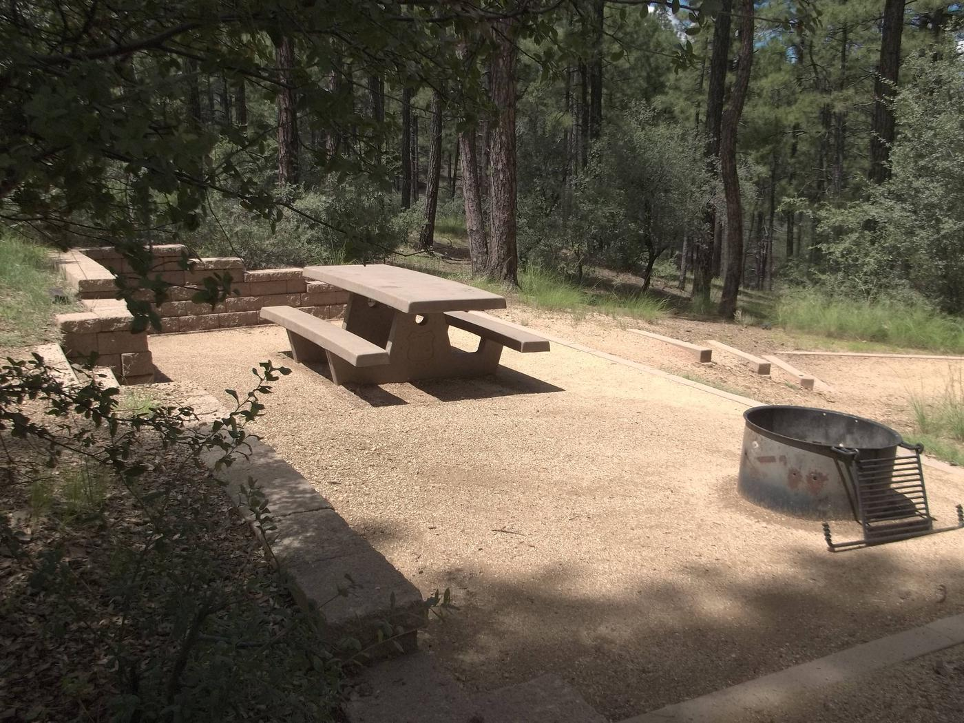 Hilltop Campground Campsite 35