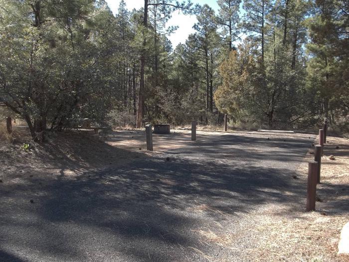 Hilltop Campground Campsite 37