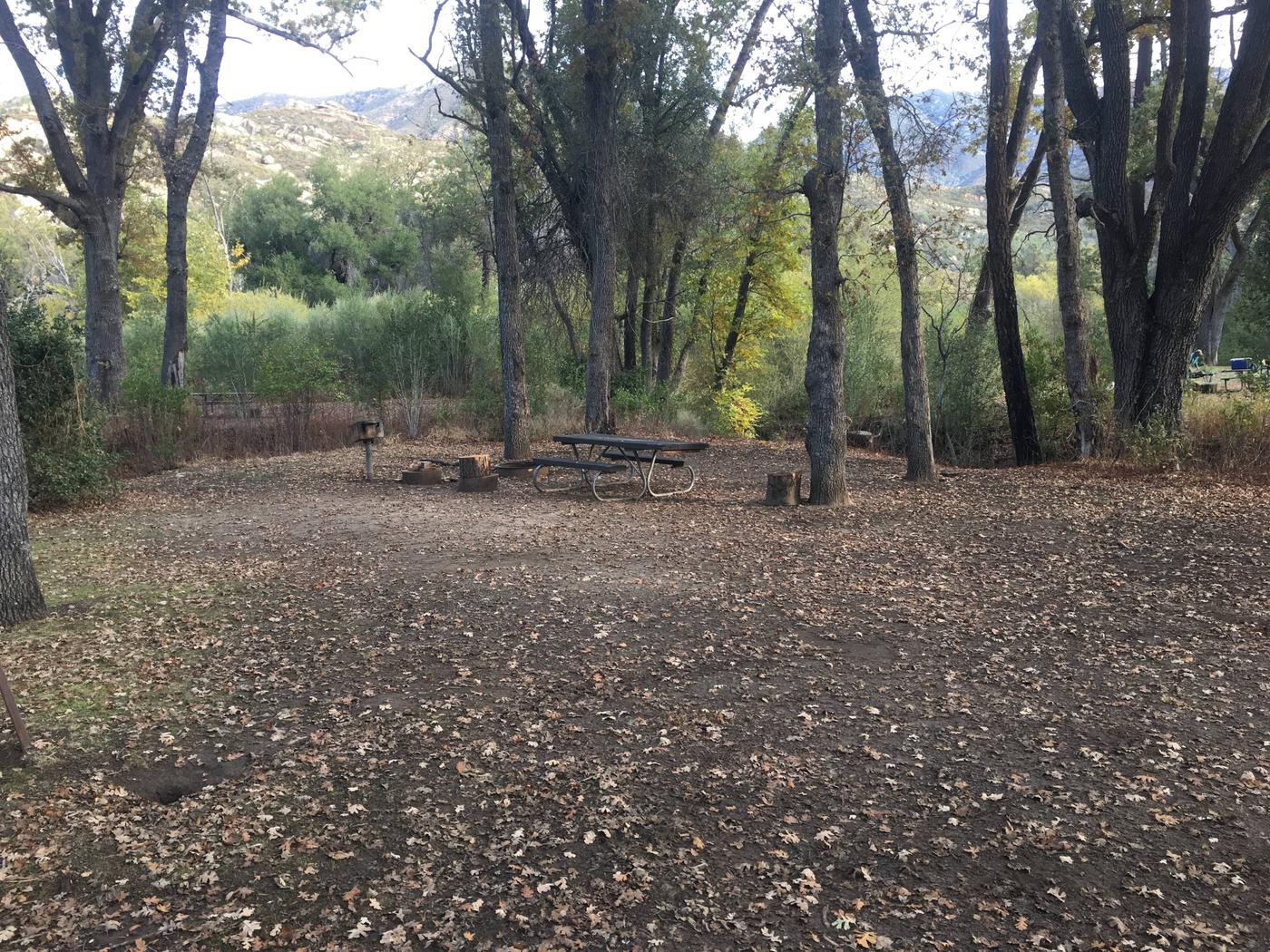 Memorial Campground Site 3