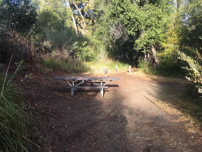 Memorial Campground Site 5