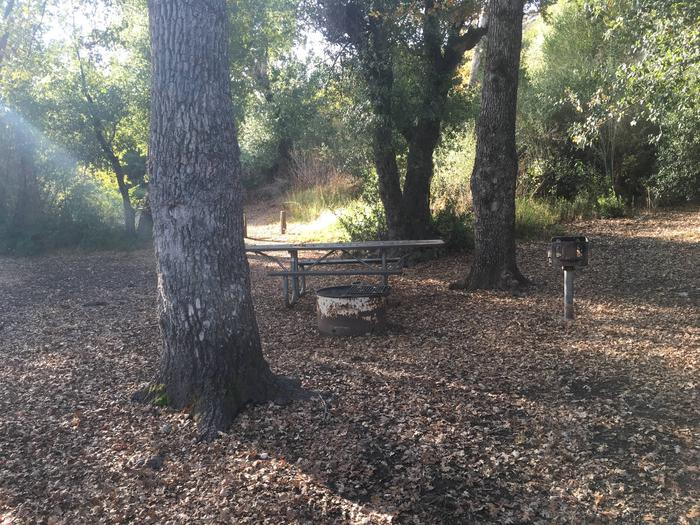 Memorial Campground Site 6