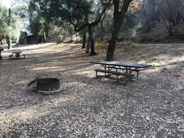 Nira Campground Site 2