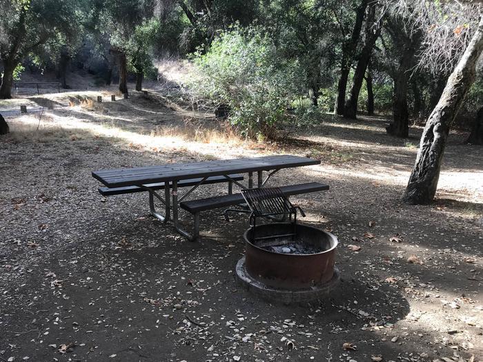 Nira Campground Site 3