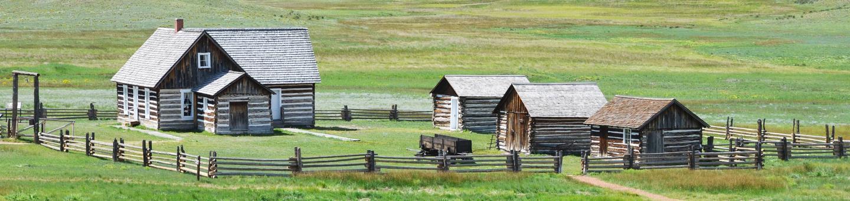 Hornbek Homestead, Florissant Fossil Beds National Monument
