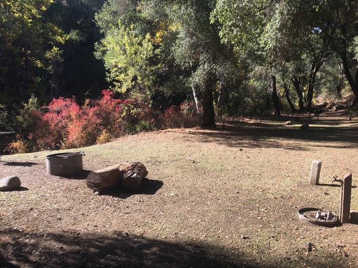 Ponderosa Campground Site 3
