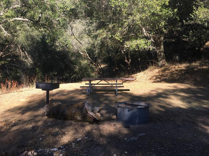 Ponderosa Campground Site 5