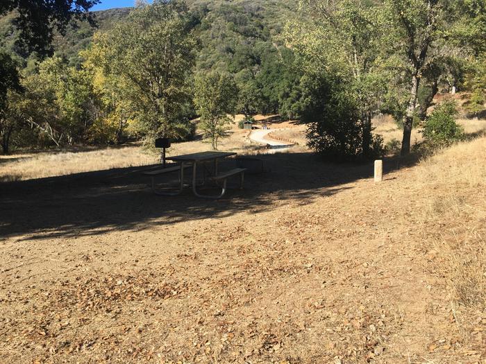 Ponderosa Campground Site 6