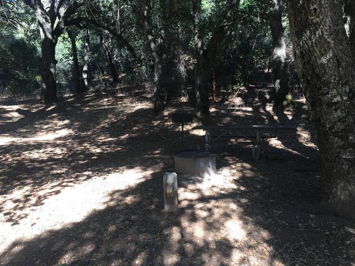 Ponderosa Campground Site 10