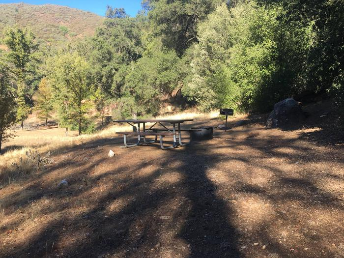 Ponderosa Campground Site 12