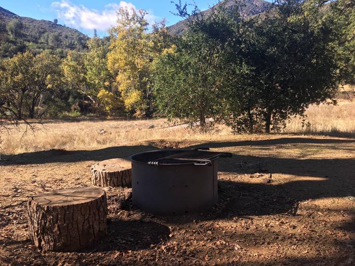 Ponderosa Campground Site 22