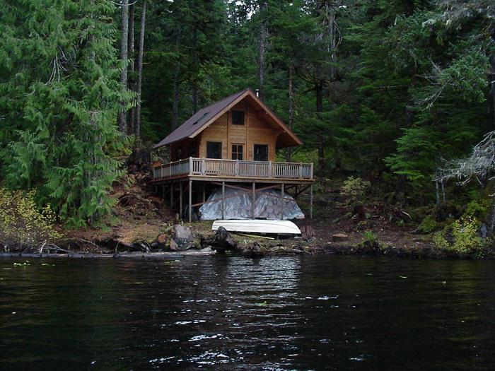 Red Bay Lake Cabin