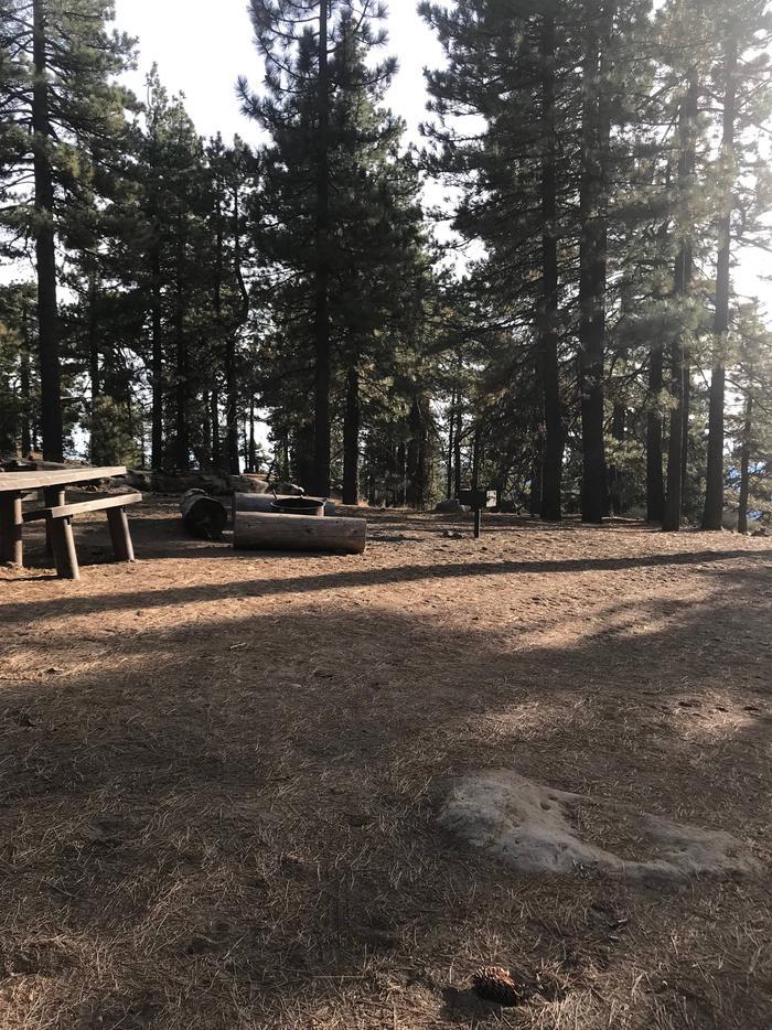 Reyes Peak Campground Campsites   Recreation gov