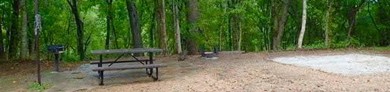 Tyler Bend Walk Up Site G