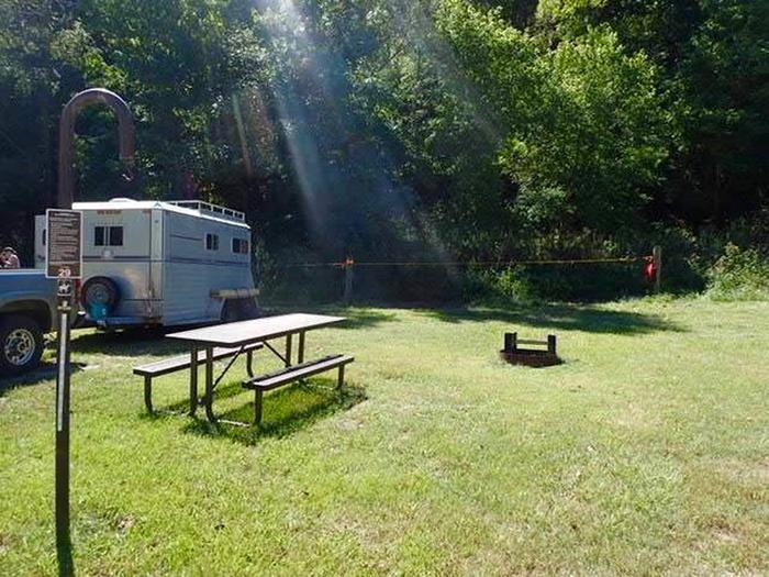 Steel Creek Horse Camp Site #29