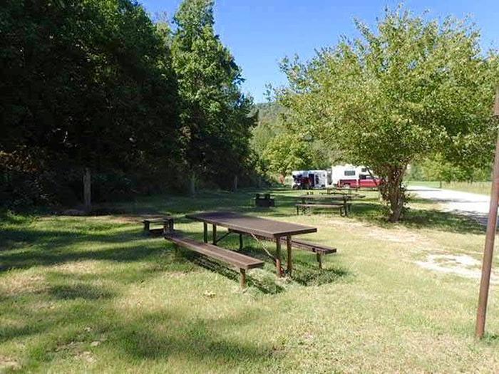 Steel Creek Horse Camp Site #34