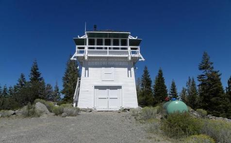 Sardine Peak Lookout | Recreation gov