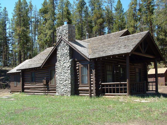 Stub Creek Cabin