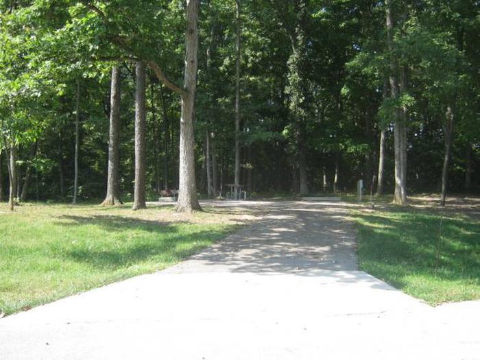 Site 10 Driveway