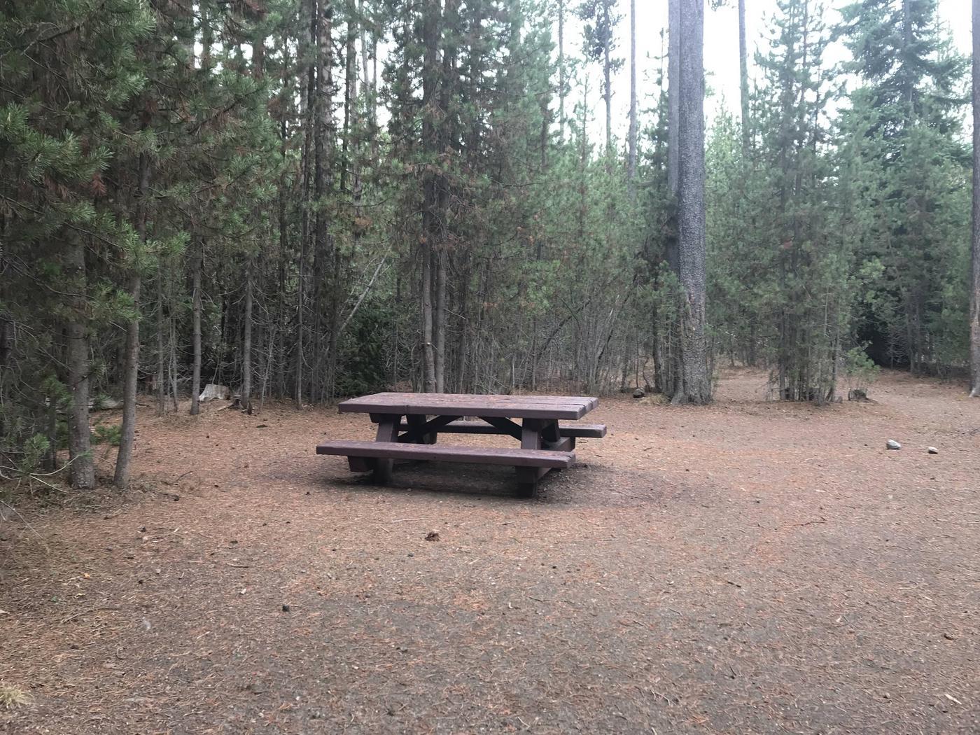 Little Lava Lake CampgroundSite 14