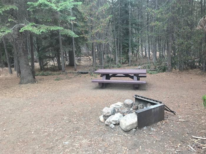 Little Lava Lake CampgroundSite 15