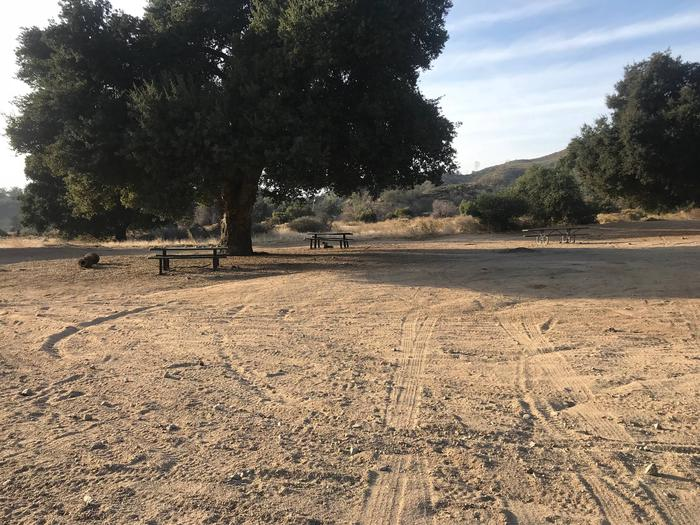 Turkey Flat OHV Campground