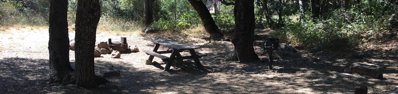 Wheeler Gorge Site 53