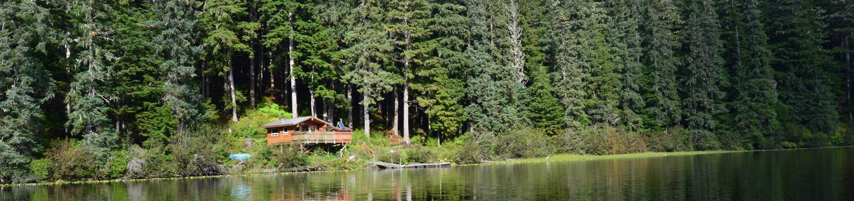 Windfall Lake Cabin Windfall Lake Cabin