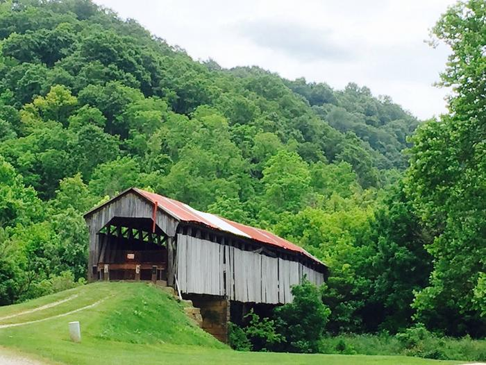 Covered Bridge Scenic Byway