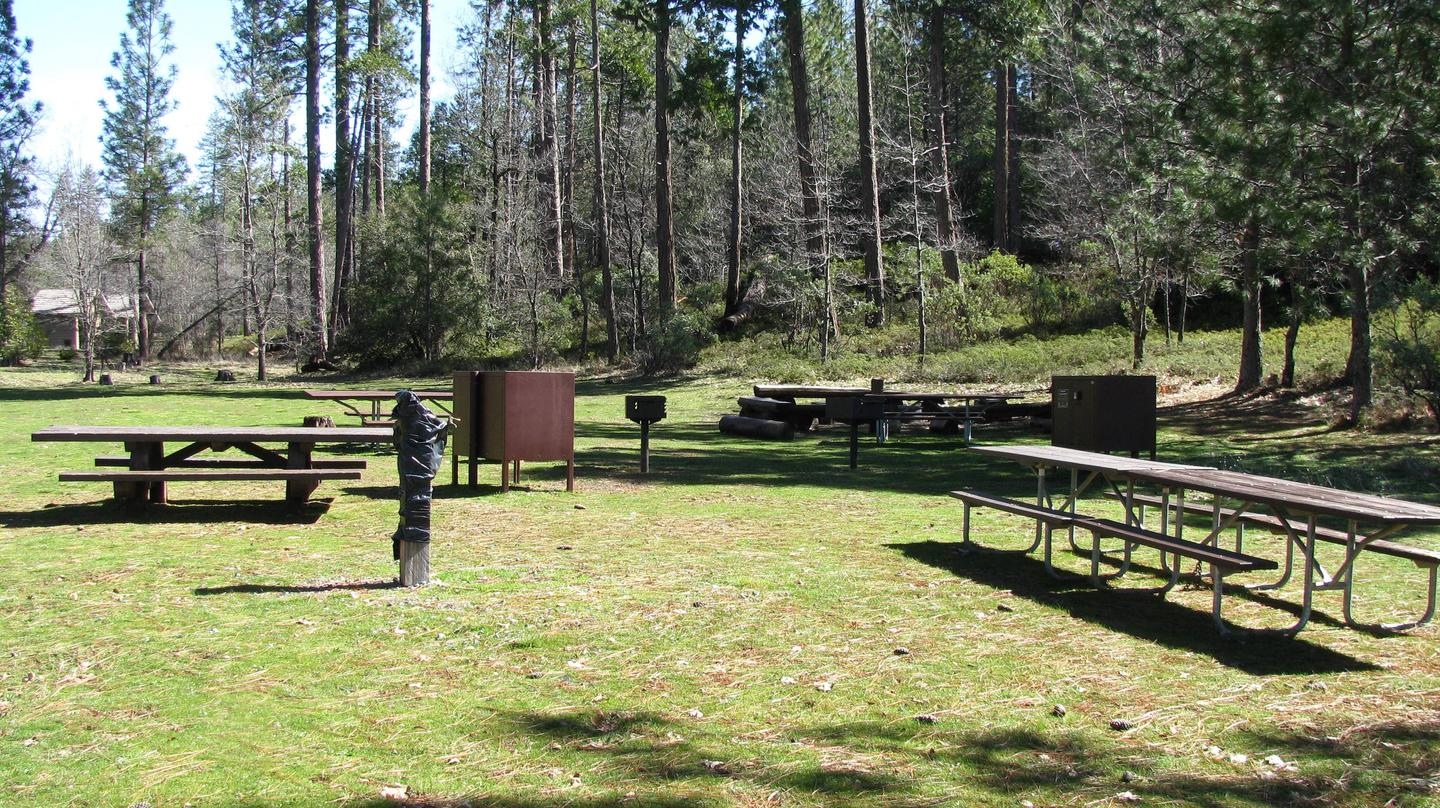 The Pines Campground Group Site