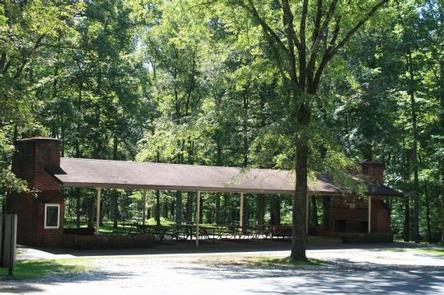 Mammoth Cave Open Air ShelterG-2 Open Picnic Shelter