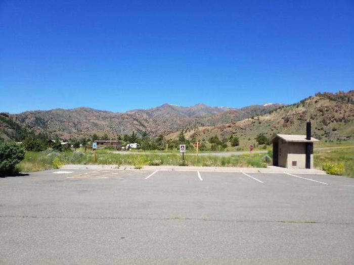 Rex Hale Campground Parking