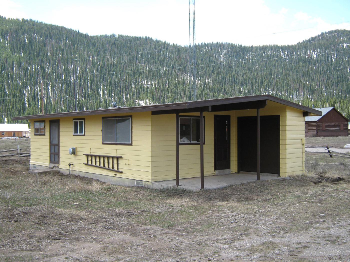 Platoro Cabin 1