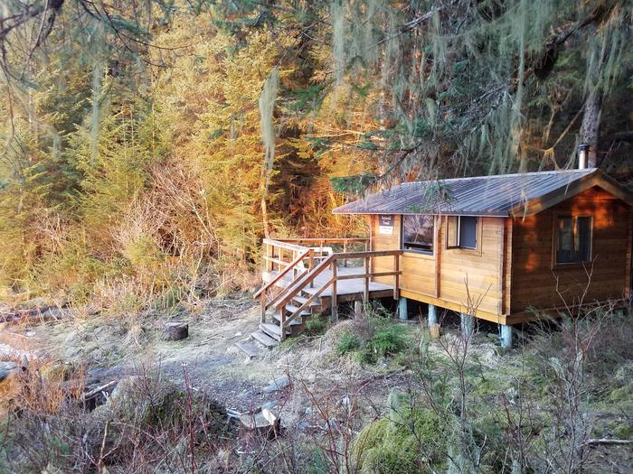 Preview photo of Berners Bay Cabin