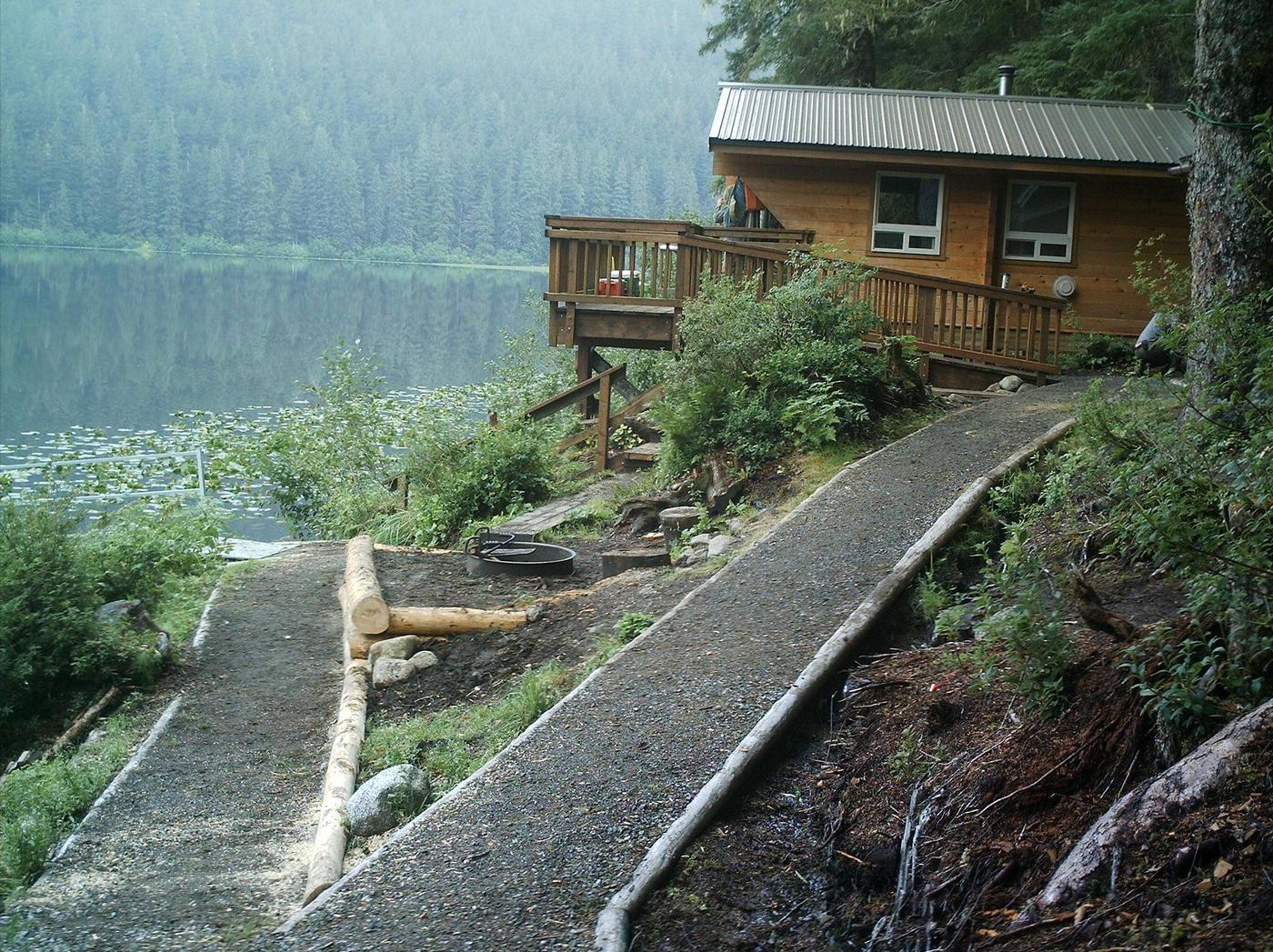Windfall Lake Cabin