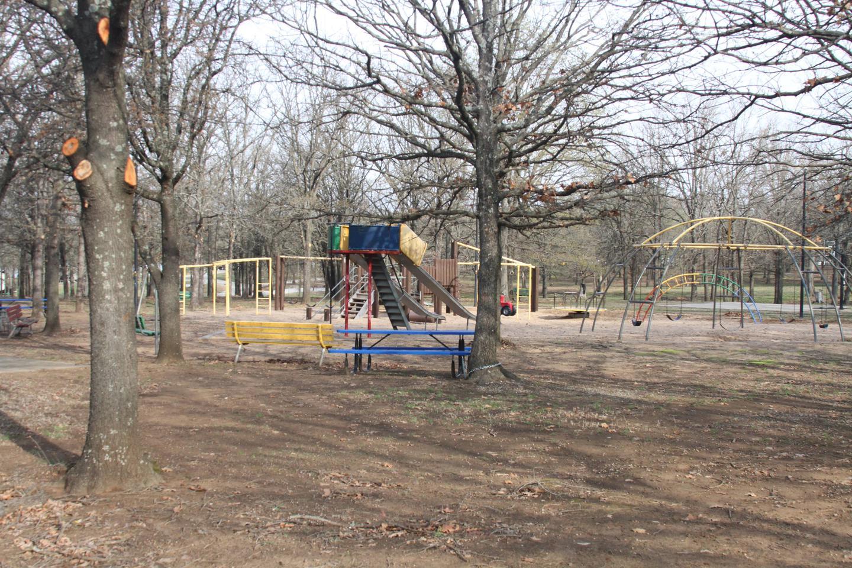 WASHINGTON COVE - Playground Equipment