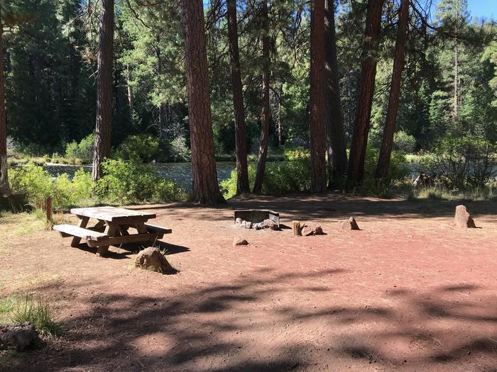 Allen Springs Campground #11