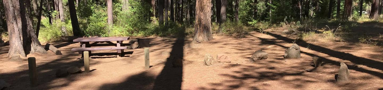Allen Springs Campground #13