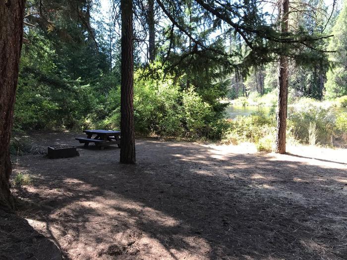 Allen Springs Campground #15