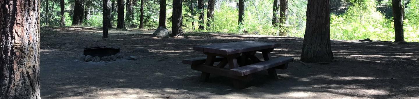 Candle Creek Campground #1