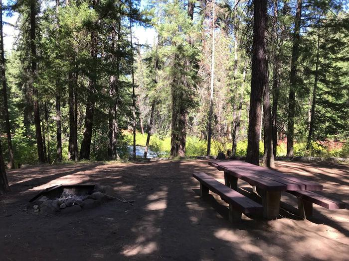 Candle Creek Campground #6