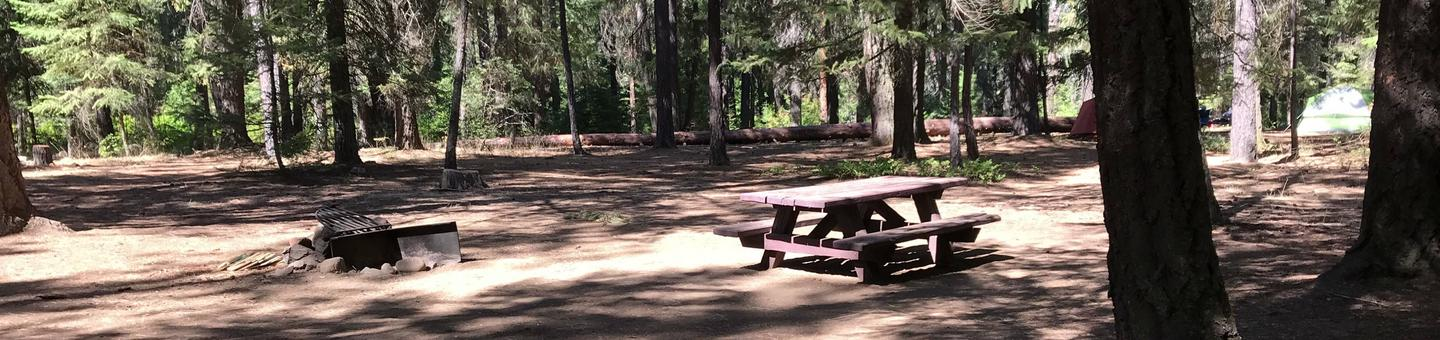 Candle Creek Campground #8