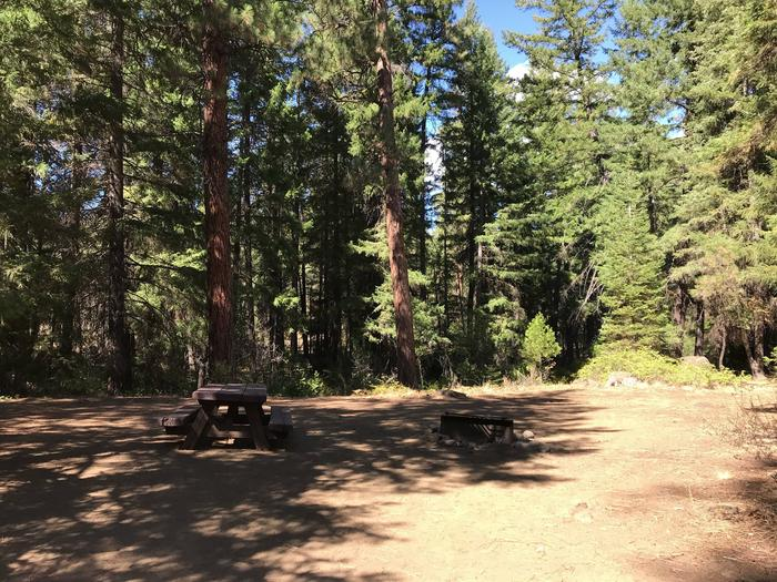 Candle Creek Campground #10