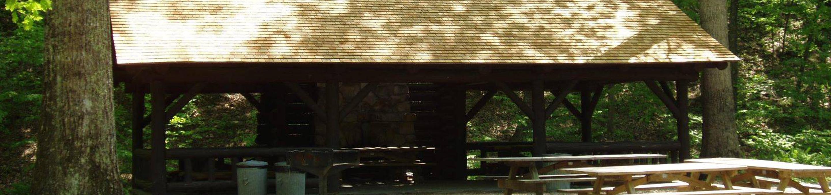 Williams Branch Picnic Shelter