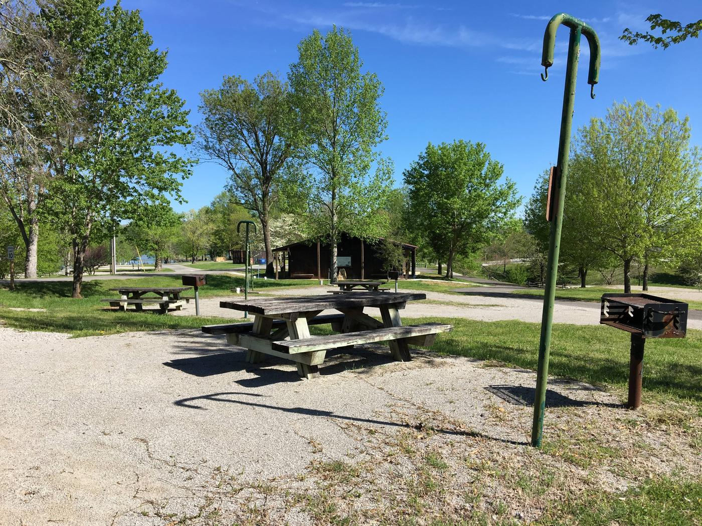 LILLYDALE CAMPGROUND SITE #1