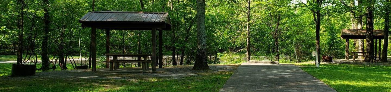 Campsite C9Back-in site