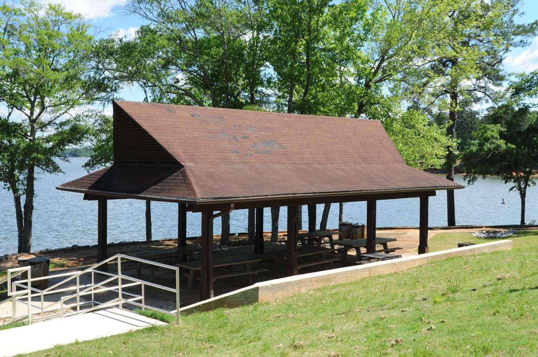 McGee Bridge Shelter