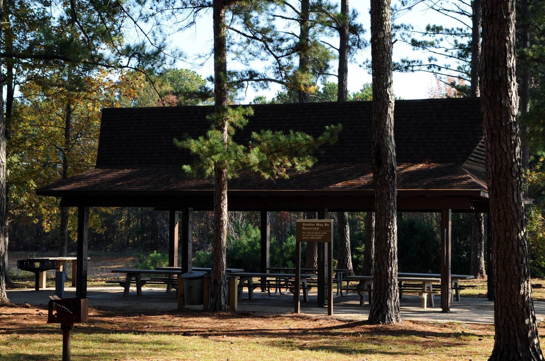 Veasey Creek Shelter