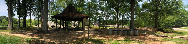 Hardley Creek Shelter