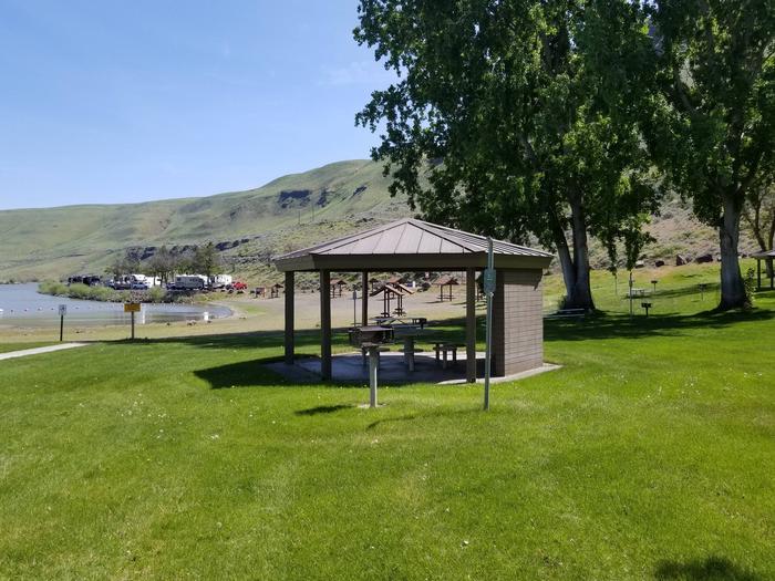 LePage T9LePage Park Tent Site 9